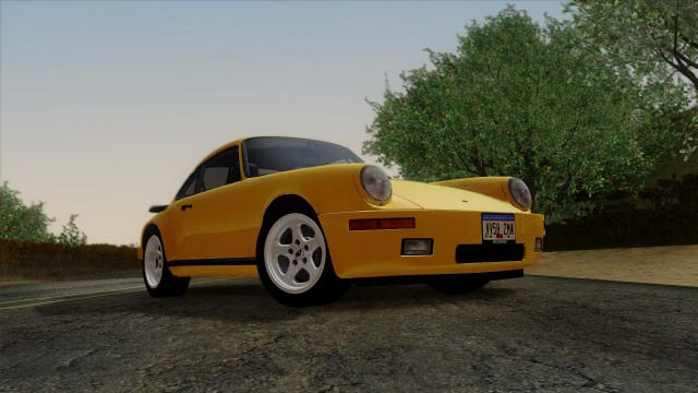 "Ruf CTR ""Yellowbird"" (911) 1987"