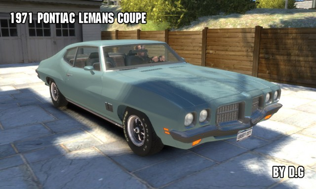 1971 Pontiac LeMans Coupe