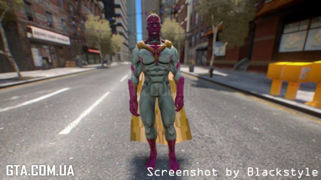 The Vision (Avengers 2)