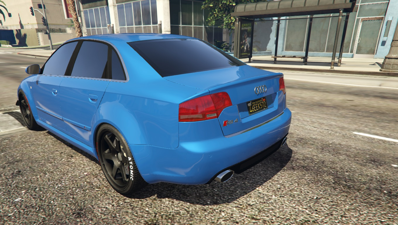audi rs4 2006 gta 5. Black Bedroom Furniture Sets. Home Design Ideas