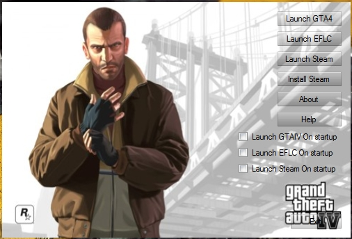 GTAIV Launcher