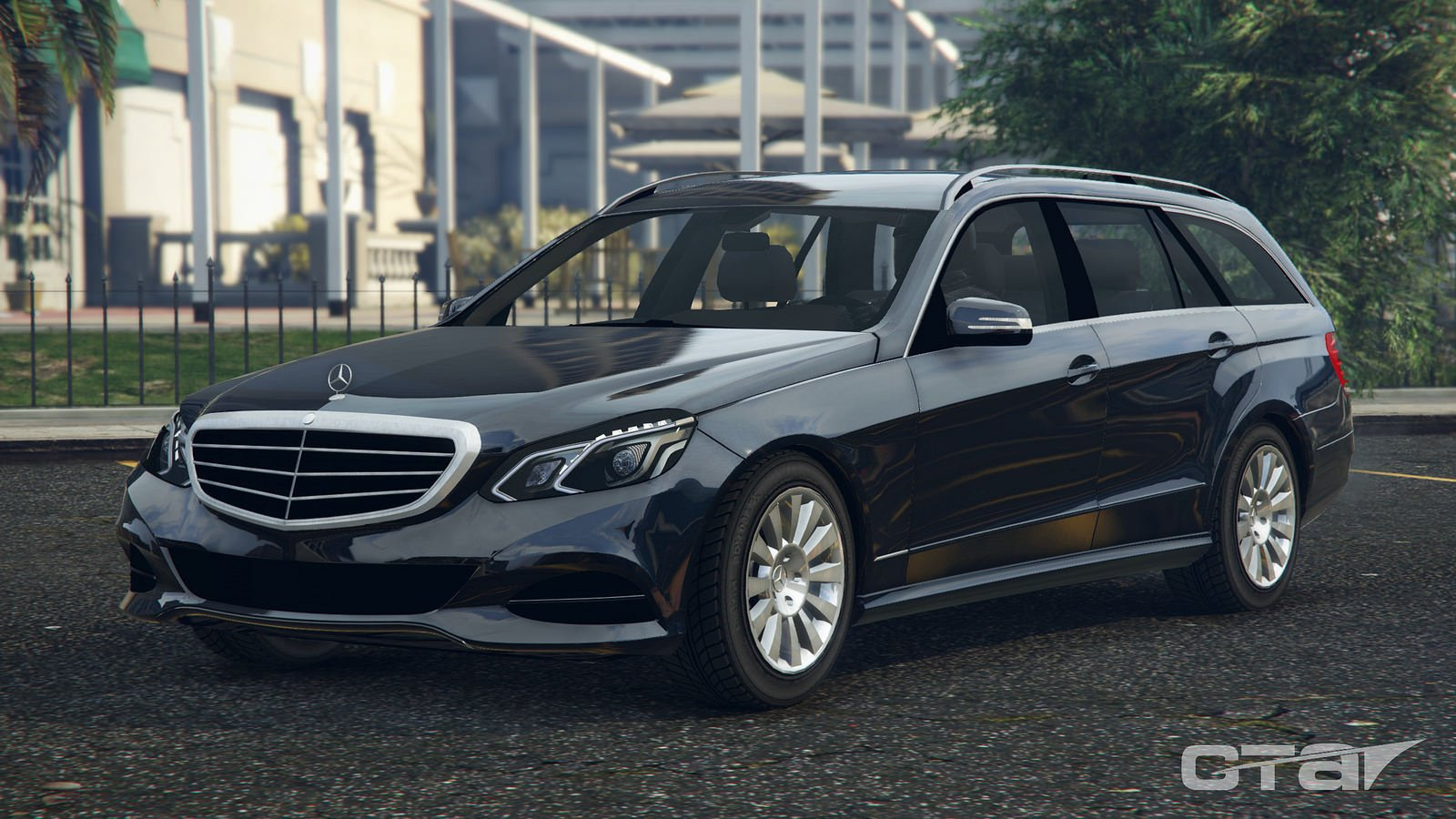 mercedes benz e klasse t modell 2015 gta 5. Black Bedroom Furniture Sets. Home Design Ideas