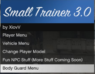 Small Trainer v3.0