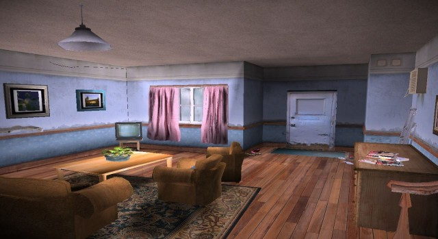 CJ House Remastered HD 2016 (Low PC)