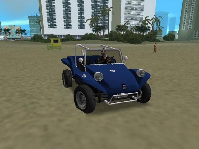 1964 Meyers Manx for Vice City