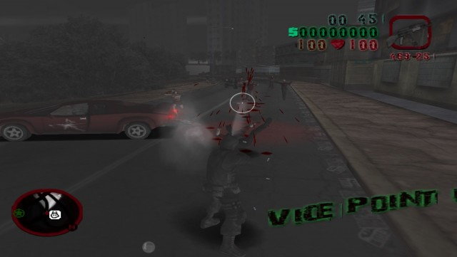 GTA Raccoon City Stories 0.5 Free Roam Mode