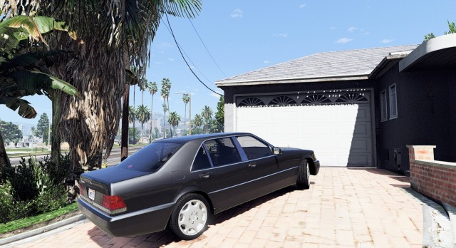 Mercedes-Benz 600 SEL W140 [Add-On  Replace  Animated] v2.0