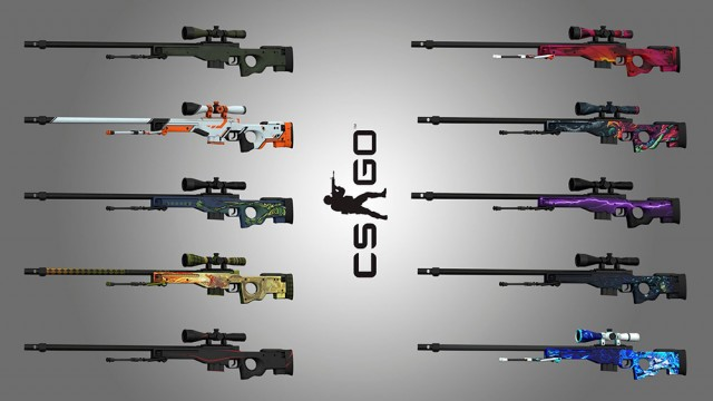 AWP from CS:GO Pack v1.0
