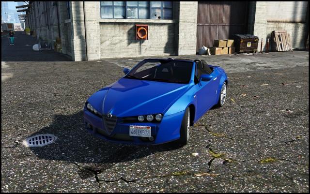 Alfa Romeo Spider 939