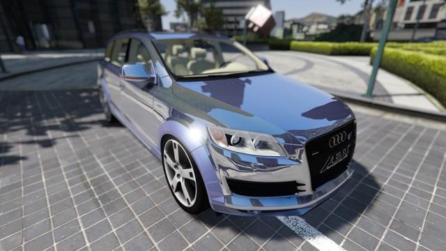Audi Q7 AS7 ABT 2009 v2.0