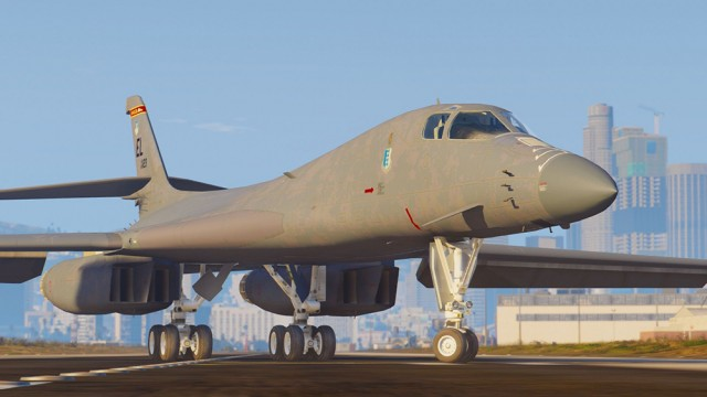B-1B Lancer (Add-On)