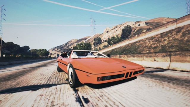 BMW M1 1979 (E26) (Add-On/Replace) v1.9.2