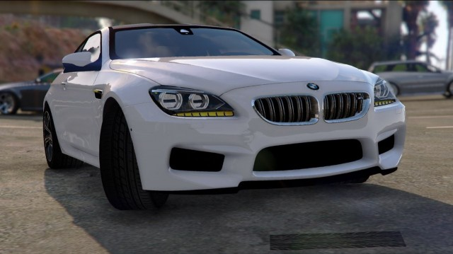 BMW M6 F13 Coupe 2013 (Add-On / Replace) v1.1