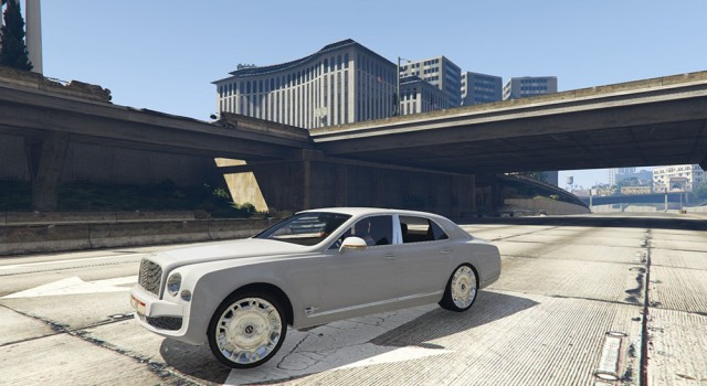 Bentley Mulsanne 2014 (Add-On) v1.2