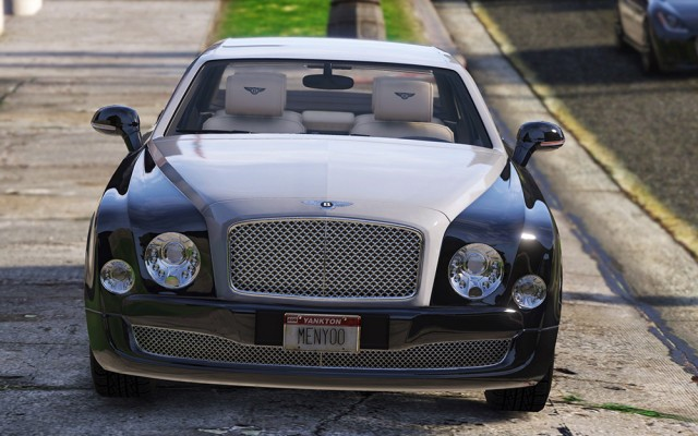 Bentley Mulsanne Mulliner 2013 v1.3 (Add-On/Replace)