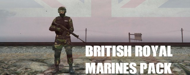 British Royal Marines (SWAT Re-texture) v1.0