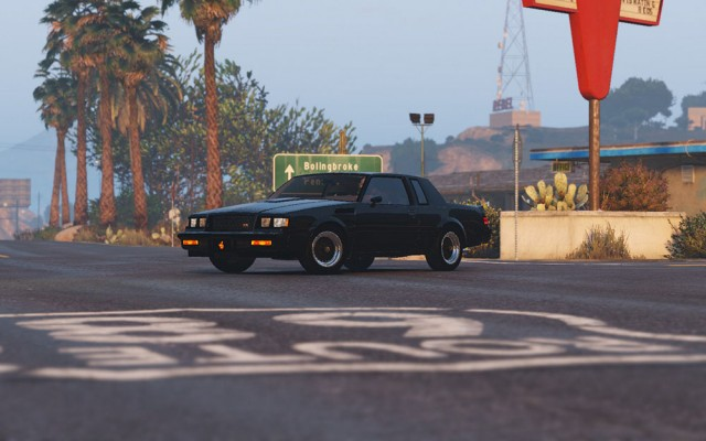 Buick GNX 1987 (Add-On/Replace) v1.6