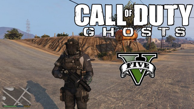 Call of Duty Ghost Pack v1.0