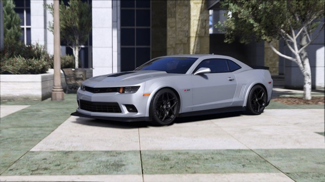 Chevrolet Camaro Z/28 2015 (Add-On) v2.0