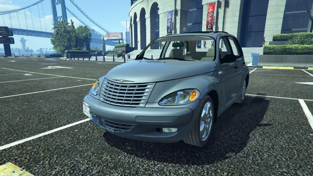 Chrysler PT Cruiser v1.0