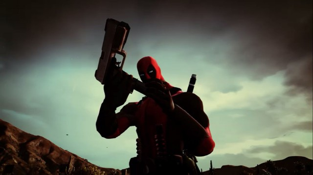 Deadpool Weapons Pack