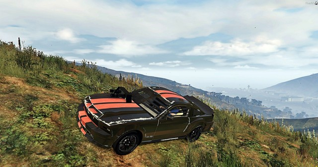 Ford Mustang Death Race v1.0