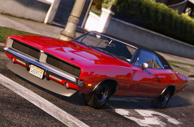 Dodge Charger R/T 1969 (Add-On/Replace) v1.1b