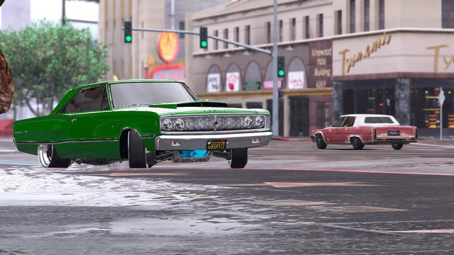 Dodge Coronet 440 1967 v1.0 (Add-On/Replace)