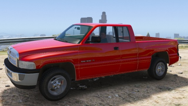 Dodge Ram 1500 Club Cab 2001 v1.1