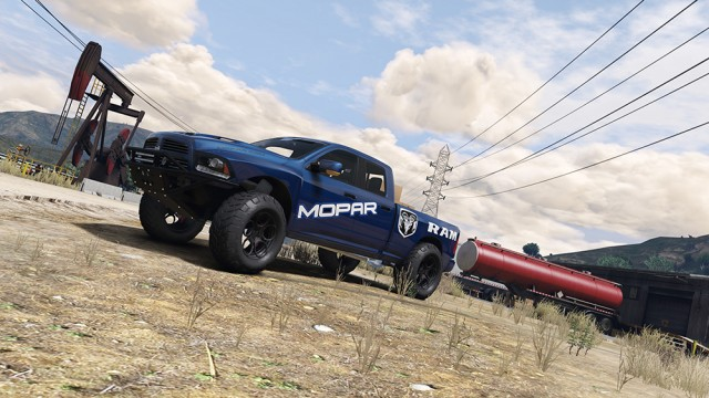 Dodge Ram Runner (Add-On) v1.0