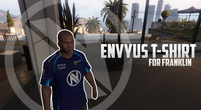 """EnVyUs"" 2015 T-Shirts for Franklin"
