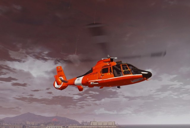 Eurocopter HH-65 Dolphin US Coast Guard