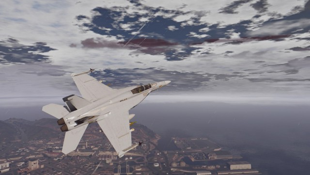 F/A-18F Super Hornet (Add-On)