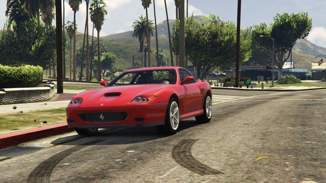 Ferrari 575M Maranello 2002 v1.1 (Add-On/Replace)