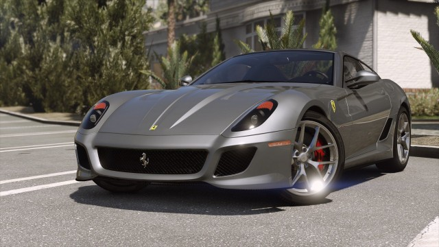 Ferrari 599 GTO AUTOVISTA (Add-On / Replace)