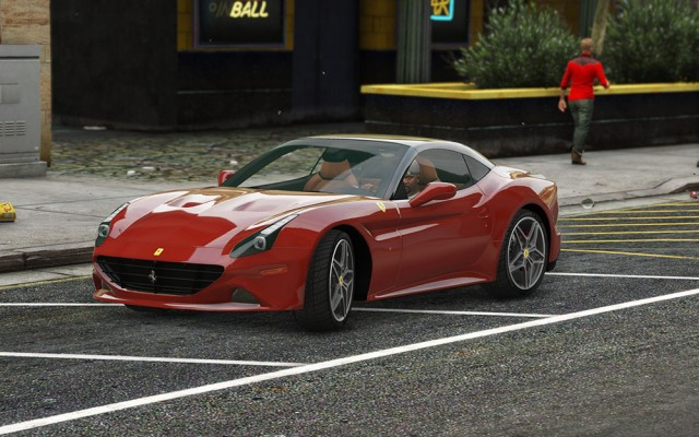 Ferrari California T 2015 v1.4 (Add-On/Replace)