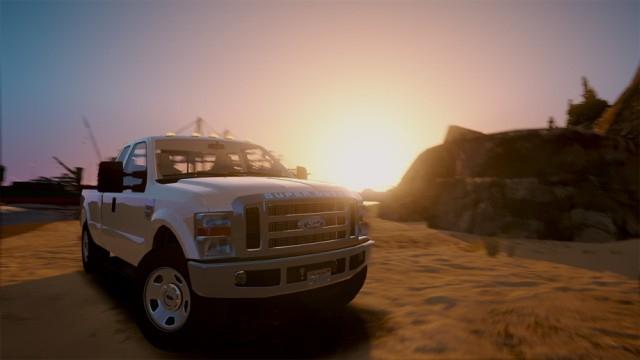 Ford F350 Superduty 2008 v1.1