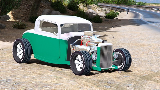 Ford Hot Rod 1932 v1.2