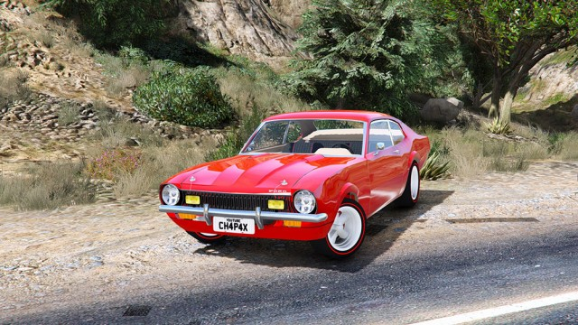 Ford Maverick GT 1977 v1.0