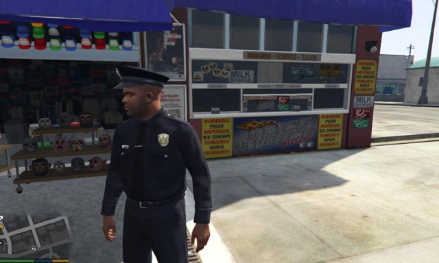 Franklin LSPD Uniform
