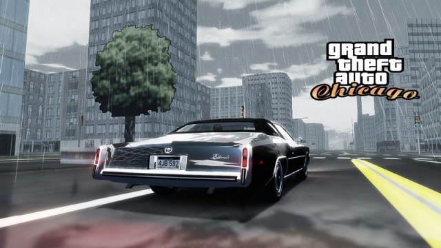 GTA Chicago Driver 2 Map Mod