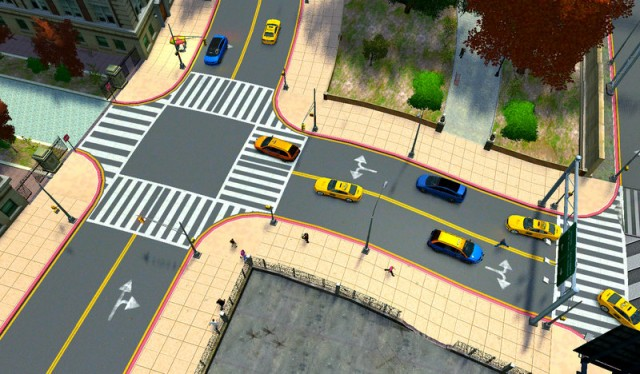 GTA 4 HD Road Mod