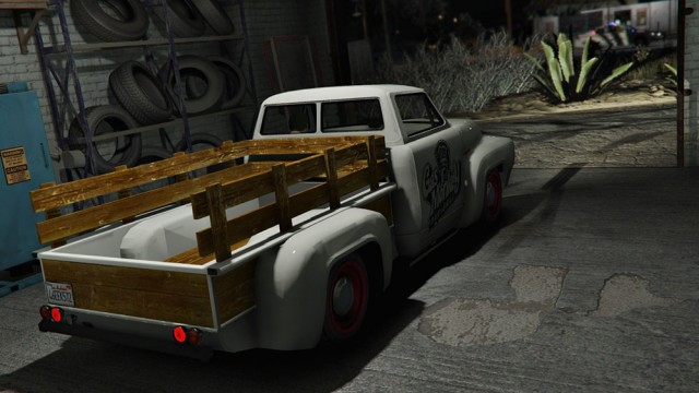 Gas Monkeys Hot Rod v1.0