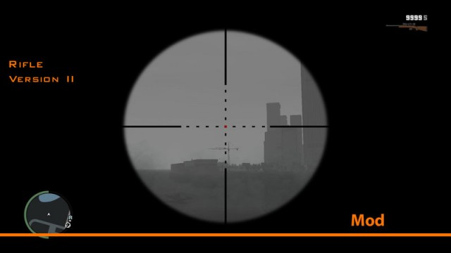 HQ Scope Reticles