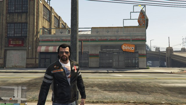 Harley-Davidson Jacket for Trevor v2.0