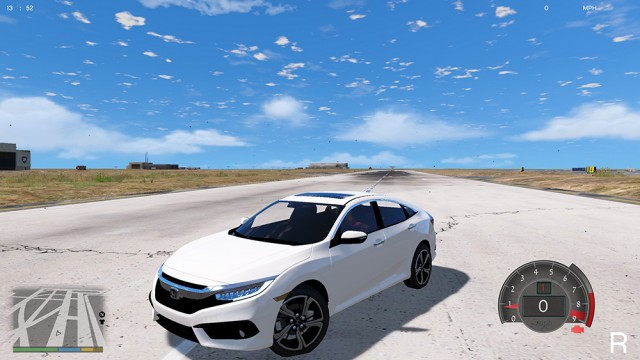 Honda Civic Touring 2017 v1.0