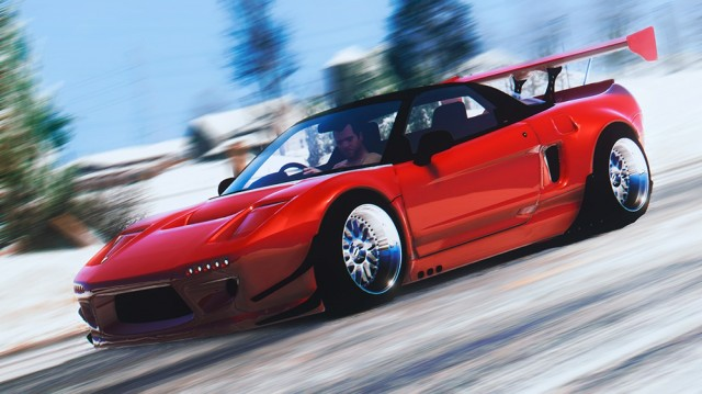 Honda NSX-R Rocket Bunny 1992 v1.0 (Add-on)