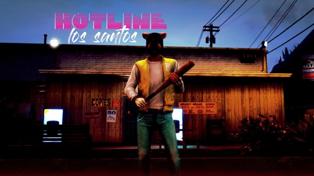 Hotline Miami Melee Weapons Pack v1.05