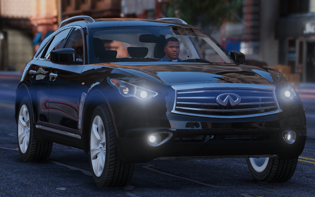 Infiniti FX50S (Add-On / Replace) v1.0