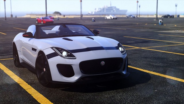 Jaguar Project-7 2017 (Add-On)
